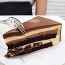 Coffee Mousse Cake ($9.50)