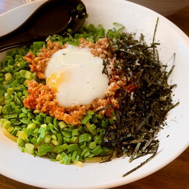 Masesoba Nagoya Style ($12.80)