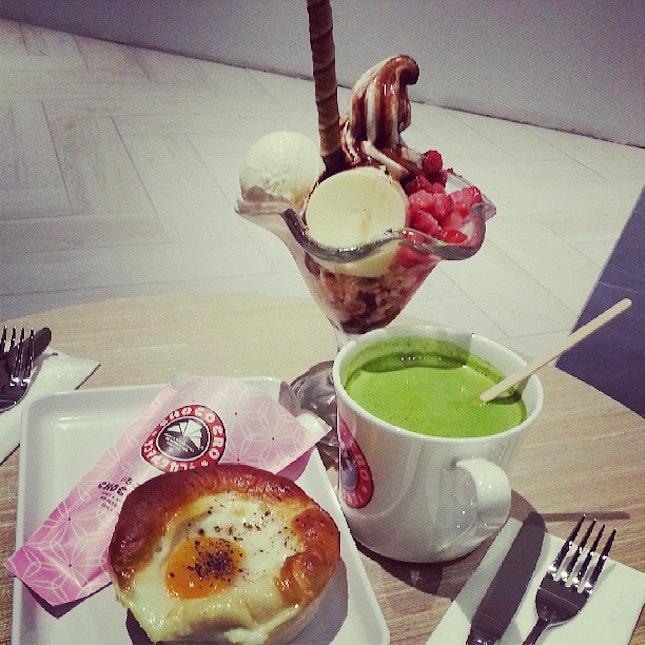 Just Desserts 🍡🍢🍰🍩🍮🍦🍧
