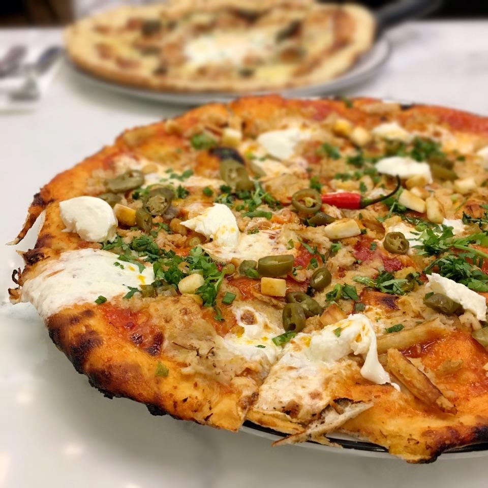Places For Pizzas