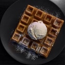 Mediocre Waffles But Affordable