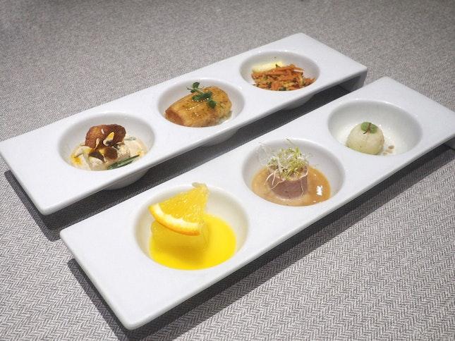 The Peranakan Appetiser (top)