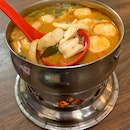 Tom Yum Talay Thick Soup ($12)