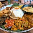Nasi Ambeng (4 Pax - $50.80)