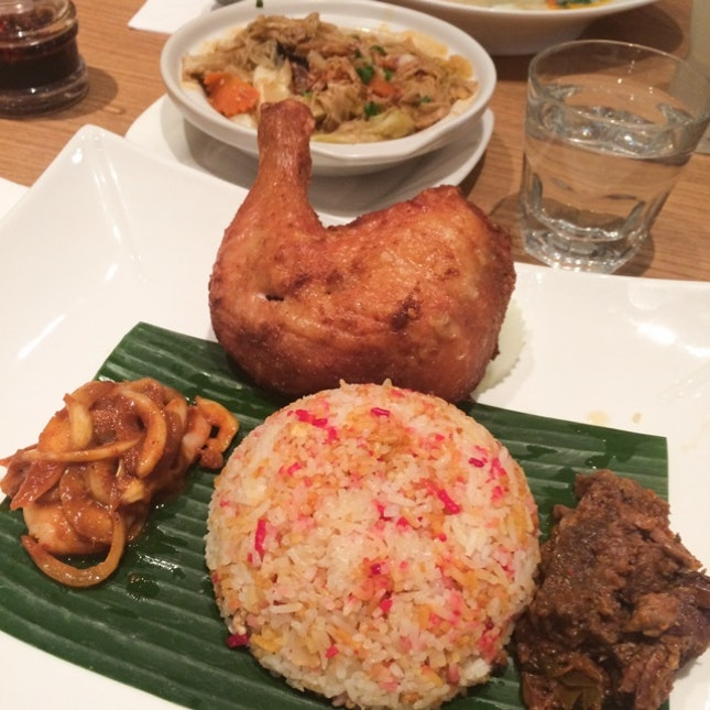 10 Peranakan Makan Places