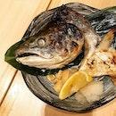 #salmonhead #sgfoodporn #sgfoodies #sgfoodie #sgfood #sgig #igsg #instafoodsg #foodspotting #foodpornsg #foodiesg #insiderfood #burpple #8dayseat #sgeats #whati8today #instafod_sg #foodpornsg #igmasters #ig_asia #instasg #instagramsg #instagramers #igers #sgiger #japanesefood