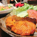 #salmon #sgfoodporn #sgfoodies #sgfoodie #sgfood #sgig #igsg #instafoodsg #foodspotting #foodpornsg #foodiesg #insiderfood #burpple #8dayseat #sgeats #whati8today #instafood_sg #foodpornsg #japanesefood