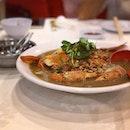 Delicious crab beehoon @ $68.