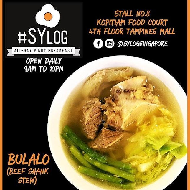 Check out @sylogsingapore 's Bulalo 🤤🍲👨🏻🍳~ • • • • • • • #SYLOG #SylogSingapore #sgfood #foodporn #singapore #instafood #igsg #sgig #sgfoodies #foodphotography #sgfoodie #food #foodie #foodstagram #foodgasm #sgfoodporn #whati8today #burpple #yummy #foodpic #foodsg #8dayseat #eatoutsg #sgeats #foodpics #instafood_sg #instasg #foodspotting #instagramsg