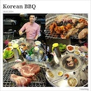 Birthday boy @taufulou cooking own dinner (plus mine) 😁😁😁😁 #takepicha #dinewithannna #livetoeat #food #foodpic #foodphotography #foodspotting #foodie #foodgasm #foodporn #nomnom #yummy #porkalicious #solaris #montkiara #saemaeulbbq #korean #bbq #dinner
