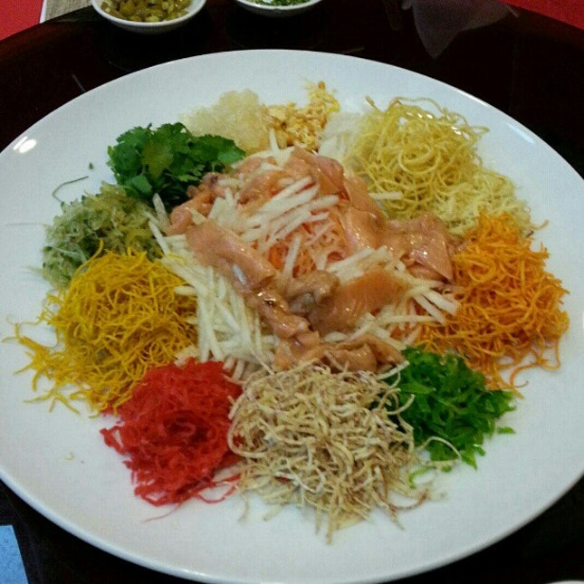 First lou sang of the year