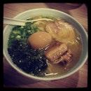 Kakuni Tamago @ RM27 Ramen in Chicken broth soup with char siu slice n pork belly