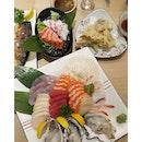 Free flow sashimi + sake @ RM78++ per pax.