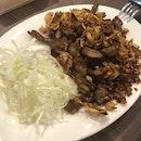 Garlic Fried Pork