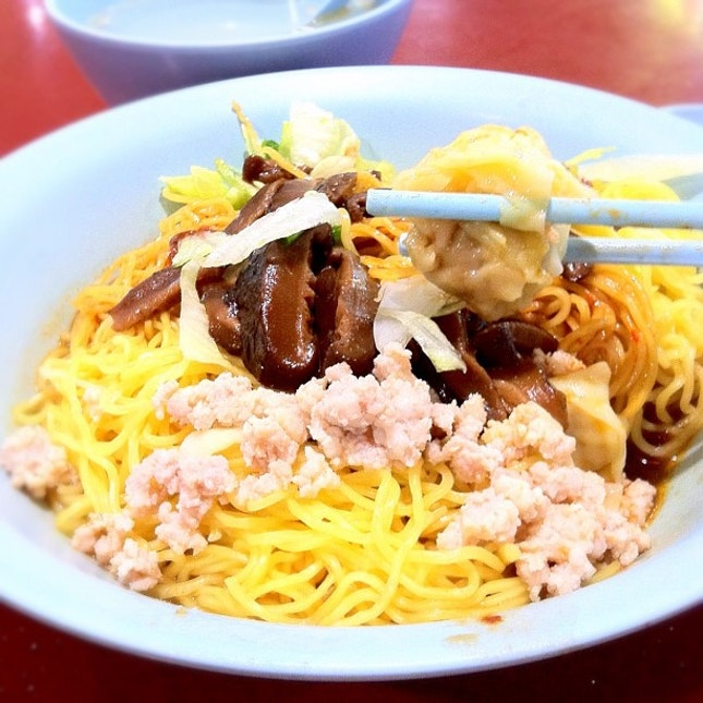 Where's your Favourite Bak Chor Mee? #sgfood