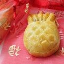 Now this is what I call a Pineapple Tart #cny
