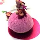 Dessert at Caprice.