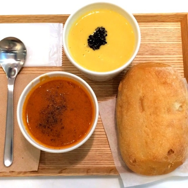 Soup Stock Tokyo。 スープストックトーキョー。