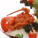 Australian Lobster with Fruit Salad from TungLok Signatures.