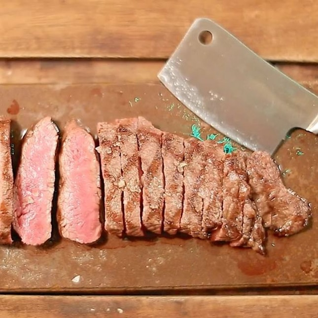Just £10 for Flat Iron Steak in London.