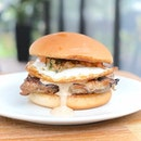 """Seems like Burgers are in trend in Singapore, whether they are """"impossible"""" or not."""