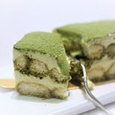 Fan of MATCHA cakes?