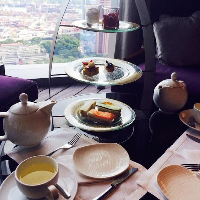 High Tea 🍮