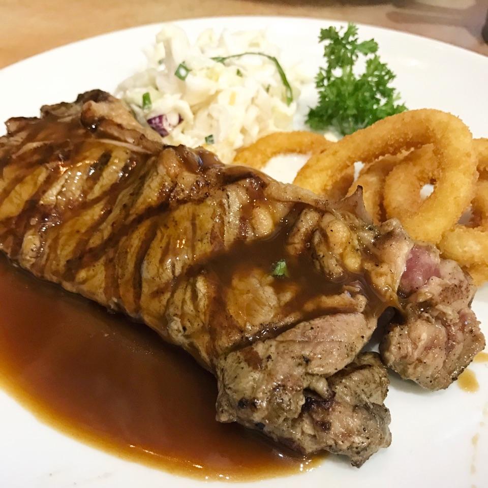 Bad Ass Steak