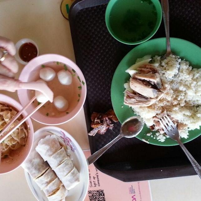 Sembawang Hills Estate Food Ctr