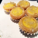 Bird Nest On Egg Tart