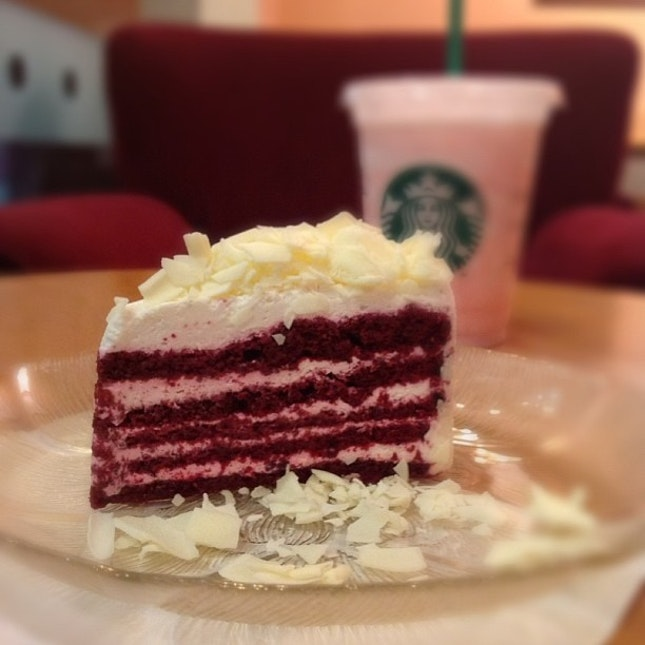 Red Velvet Cake Starbucks Price