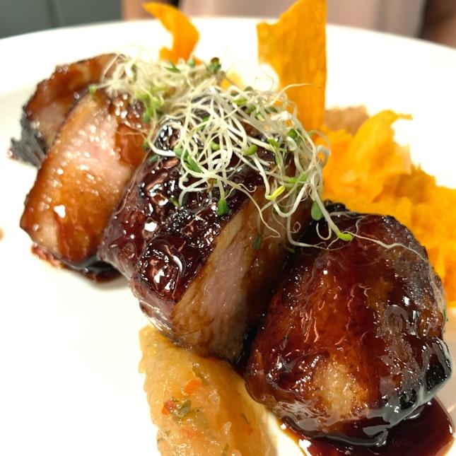 Char Siew Kurobuta Pork Belly