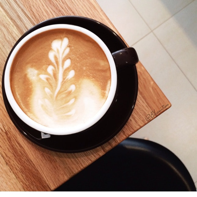Decent coffee @ Sembawang