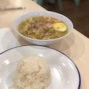 <🇩🇪> was von der Heimat 😍 <🇬🇧> Something from Hometown • 🍲: Soto Ayam - S$8 📍: @warungsurabaya_singapore Singapore