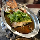 Steamed Fish With Ginger Sauce