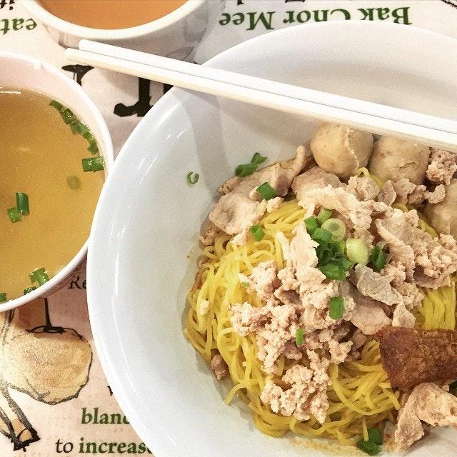 Tai Hwa Pork Noodle (Changi Airport Terminal 2)