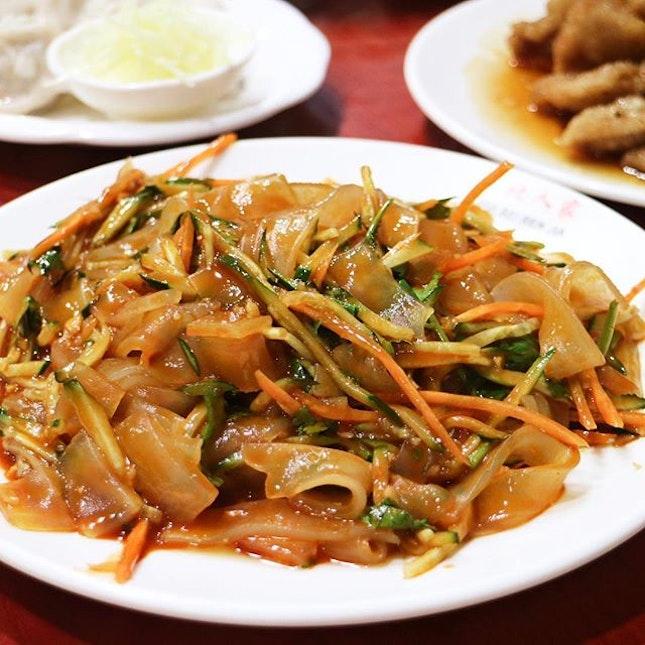 东北人家 used to a regular hunting ground for authentic Northern Eastern Chinese food as it's was located just opposite the office.