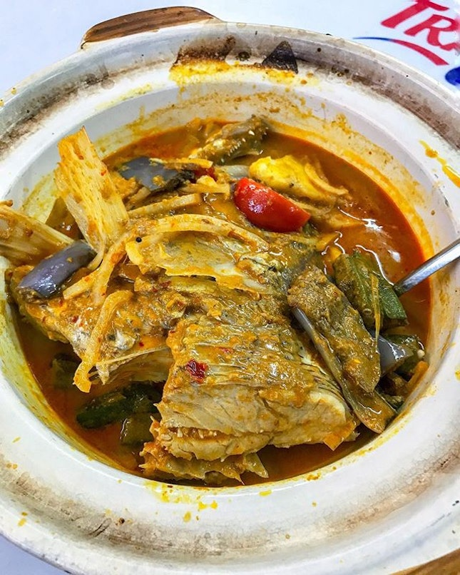 I don't usually crave for curry fishhead, but when I do, I will head straight to Ocean Curry Fishhead to satisfy my craving.