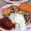 Arguably one of the best nasi lemaks in the East, Mizzy Corner has been my go-to whenever I'm at the Changi Village Hawker Centre.