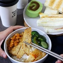There is a Toast Box combo happening now on GrabFood which only costs me $13.45 for a set that's fit for 2 pax.