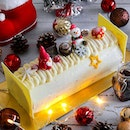 Get into the Christmas spirit with the Christmas delights at Spice Brasserie with their yearly logcake to commemorate the festivities.
