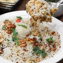 I have recommended to many and even proclaimed that the Hyderabad Chicken Dhum Biryani ($10) at Mr, Biryani is the best in Singapore.