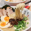 There are many ramen brands in Singapore, but I must admit that not many left a good impression for me, except the handful few which I will not hesitate to return or even recommend whenever someone asks me for a recommendation.