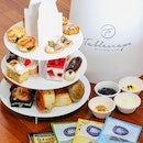 With the dining-in restrictions at the moment, that does not stop you from enjoying an afternoon high tea with the Afternoon Tea Set ($68), good for 2 pax, from Tablescape.