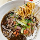 Formerly from Marina Parade Central Market & Food Centre, this was truly a lost and found situation as Mr. Wong Seremban Beef Noodles has relocated to Tampines.