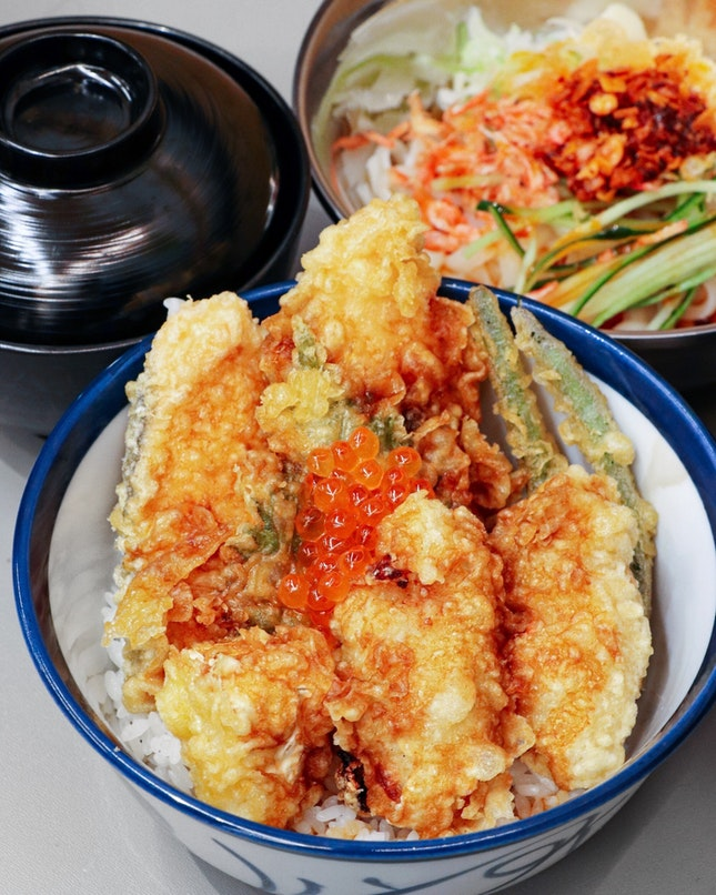 Japan's No.1 tendon chain restaurant, Tenya, will be opening the second store at ION Orchard on 5 July after the successful launch of the flagship store at Orchard Central in 2020.