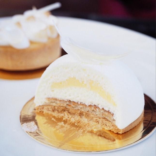 Ghin Cheesecake ($12)