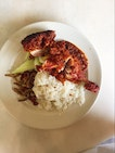 Nasi Lemak Ayam | For the Cravings