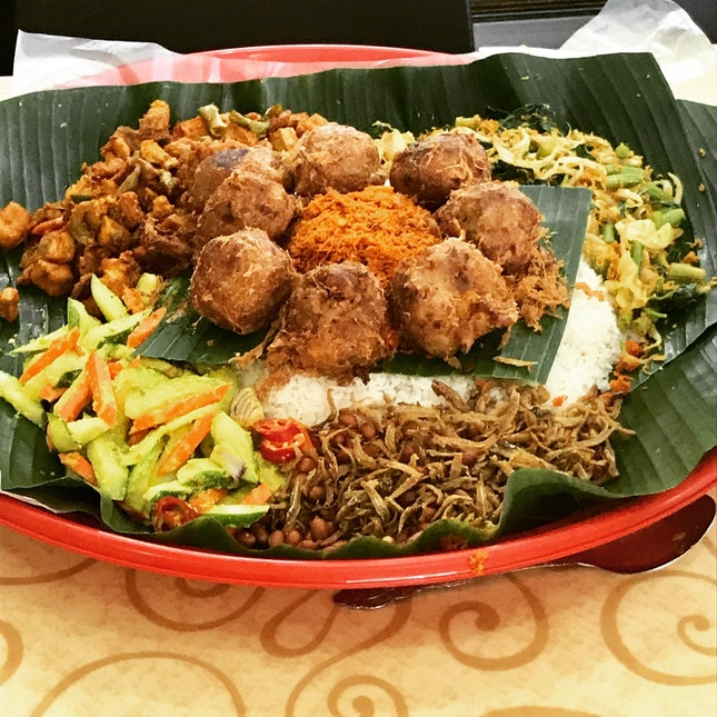 Nasi Ambeng ($30-$50)