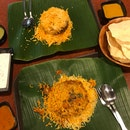 Briyani Rice $9.90 (fish) Mutton Dum Briyani